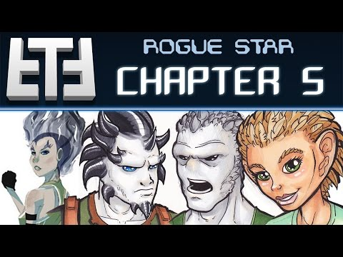 "Rogue Star - Chapter 5: ""ERROR 404"" - Tabletop RPG Campaign Session Gameplay"