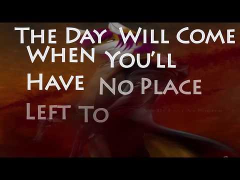 Cyberhound-Hold On (Lyric Video)