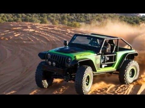 2017 jeep trailcat