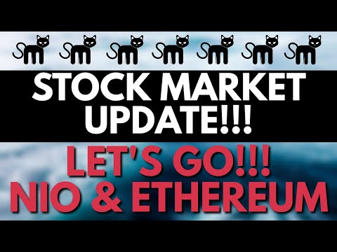 HOW  HIGH CAN BITCOIN And ETHEREUM GO & NIO STOCK PRICE PREDICTION UPDATE WITH A FEW OTHER STOCKS