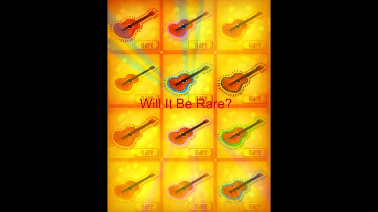 Will Guitar Rugs Be Rare?