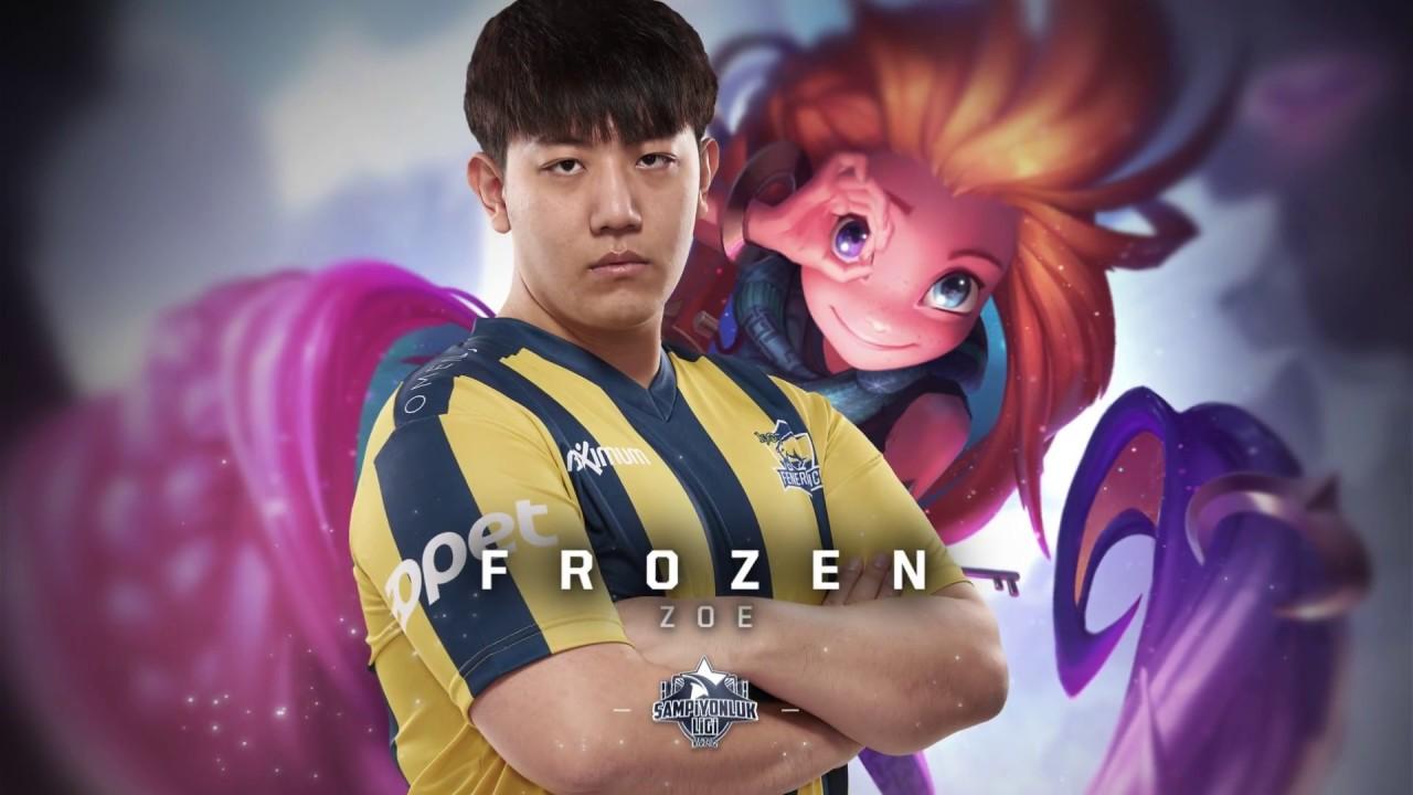 FB Frozen - Zoe | Uçarı Yıldız'ın Kaçarı Yok #NeOynadıBe! Videosu