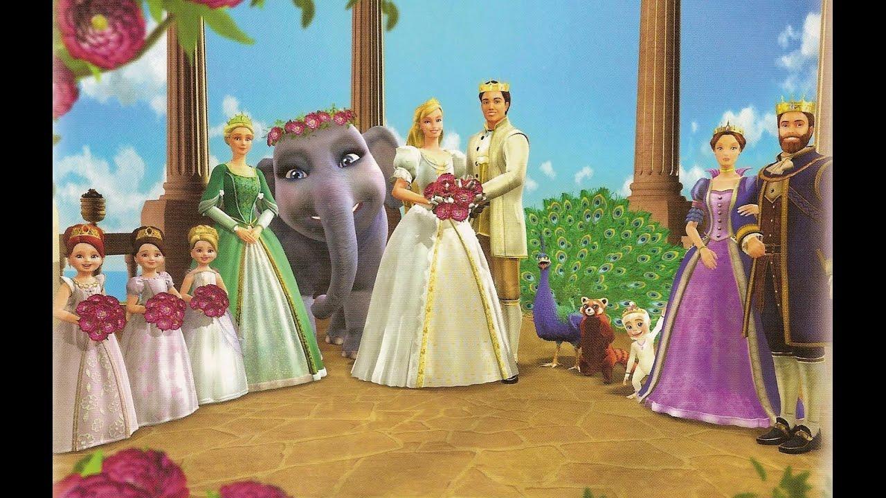 Prinzessin Der Tierinsel