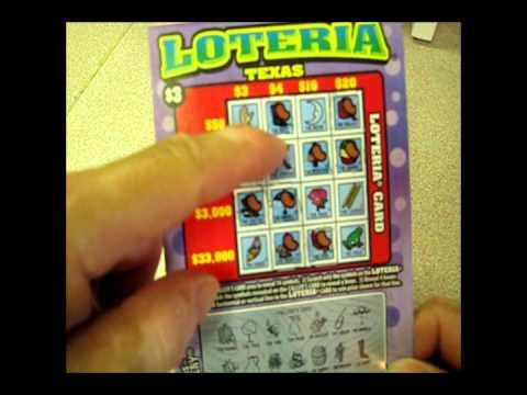 Lotto / Loteria in Texas