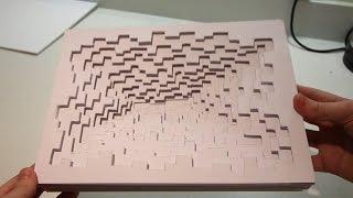 How To Make A Cool Light Box Design!