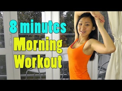 what is a good morning workout