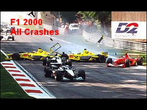 F1 2000 Highlights