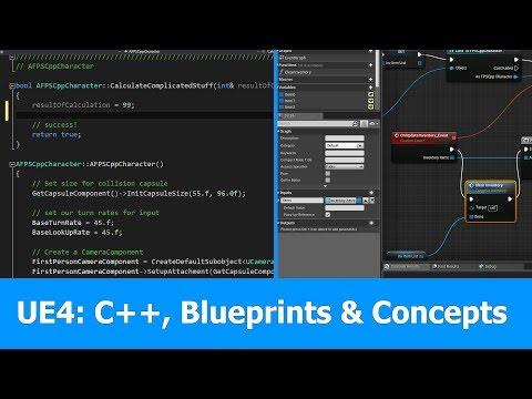 Unreal Engine: C++, Blueprints & Programming Concepts