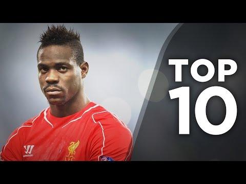 10 Biggest Egos In Football History