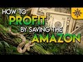 How to PROFIT by SAVING the Amazon Rainforest