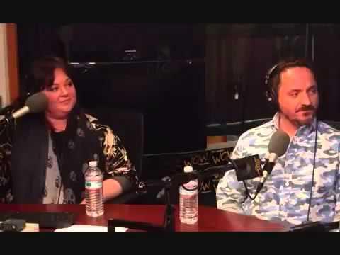 Opie & Anthony  Melissa McCarthy & Ben Falcone In Studio 06242014