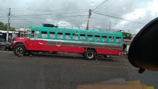 Ya estamos en Guatemala, Ciudad Pedro de Alvarado. Prueba piloto en Guatemala. Parte 2