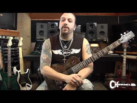 Mike Orlando (Adrenaline Mob) - Live in Studio Charvel Guitars Promo