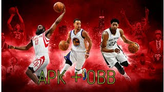How To Download NBA 2k14 Modded To NBA 2k16 APK+OBB