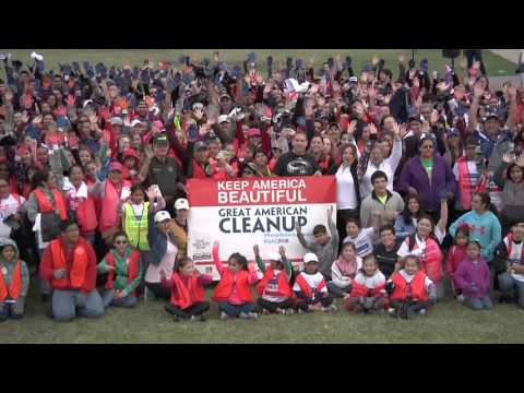 Great American Cleanup 2016