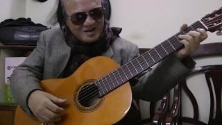 Dạy đệm guitar: Lời người ra đi - Trần Hoàn. Ngệ sĩ ưu tú Văn Vượng