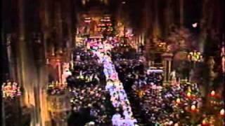Kaiserhymne 01.04.1989 Begräbnis Zita