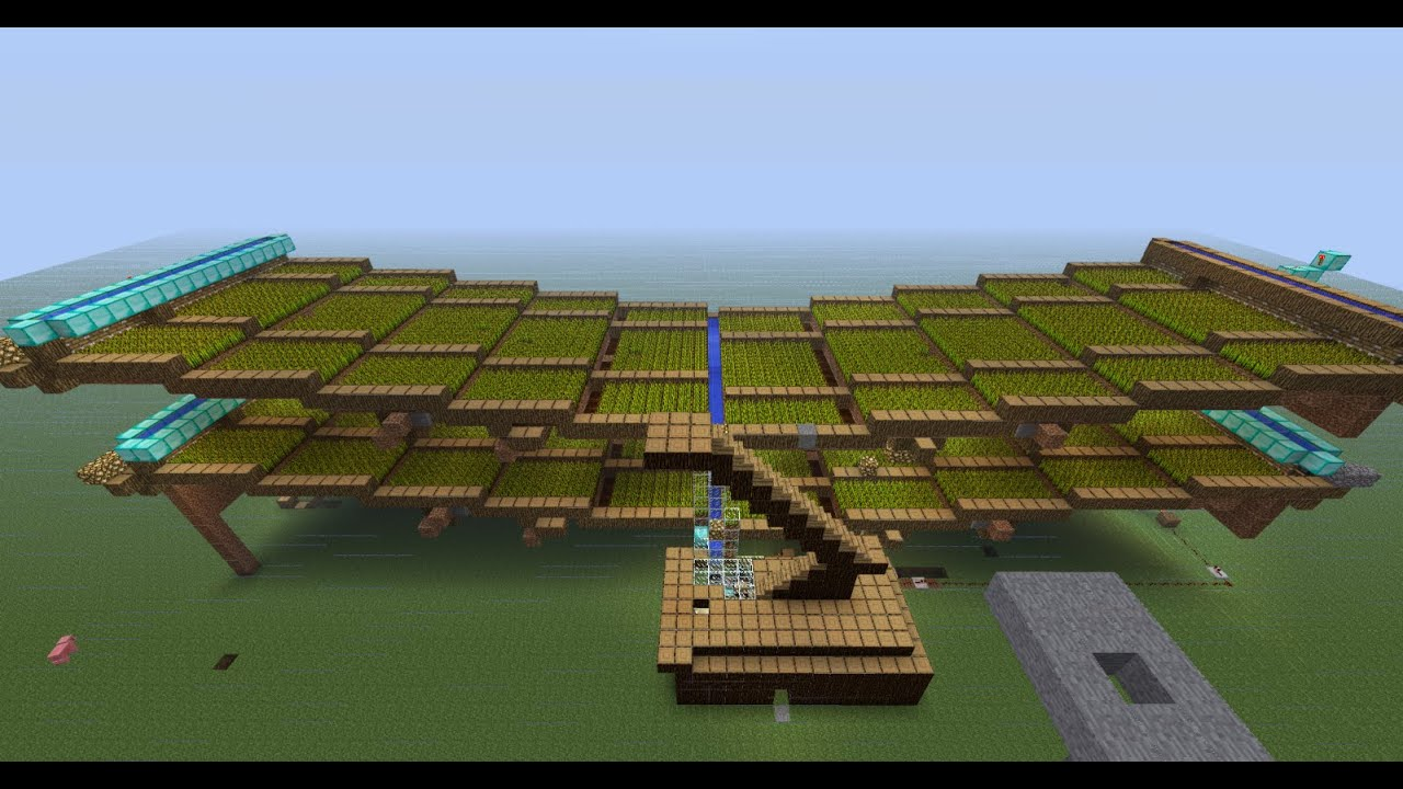 How To Farm Efficiently In Minecraft