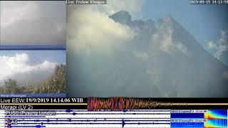 Two Earthquakes M6.2 and M6.0 - Java Sea Indonesia - 9/19 14:08 WIB