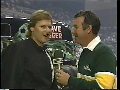 1989 TNT Monster Truck Challenge Day 2 Tallahassee, FL