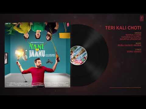 Song/ Teri Kali Choti/ Audio😎
