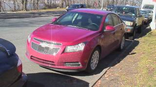 Chevrolet Cruze Eco Video Review