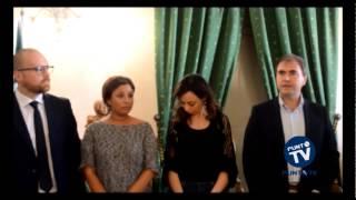 VIDEO - Nuova giunta a Corato