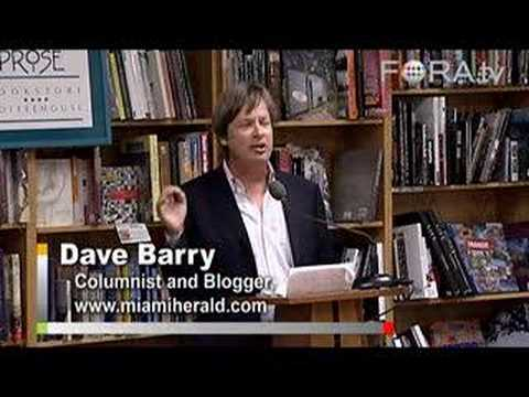 barry dave dakota north shouldn fun why funny
