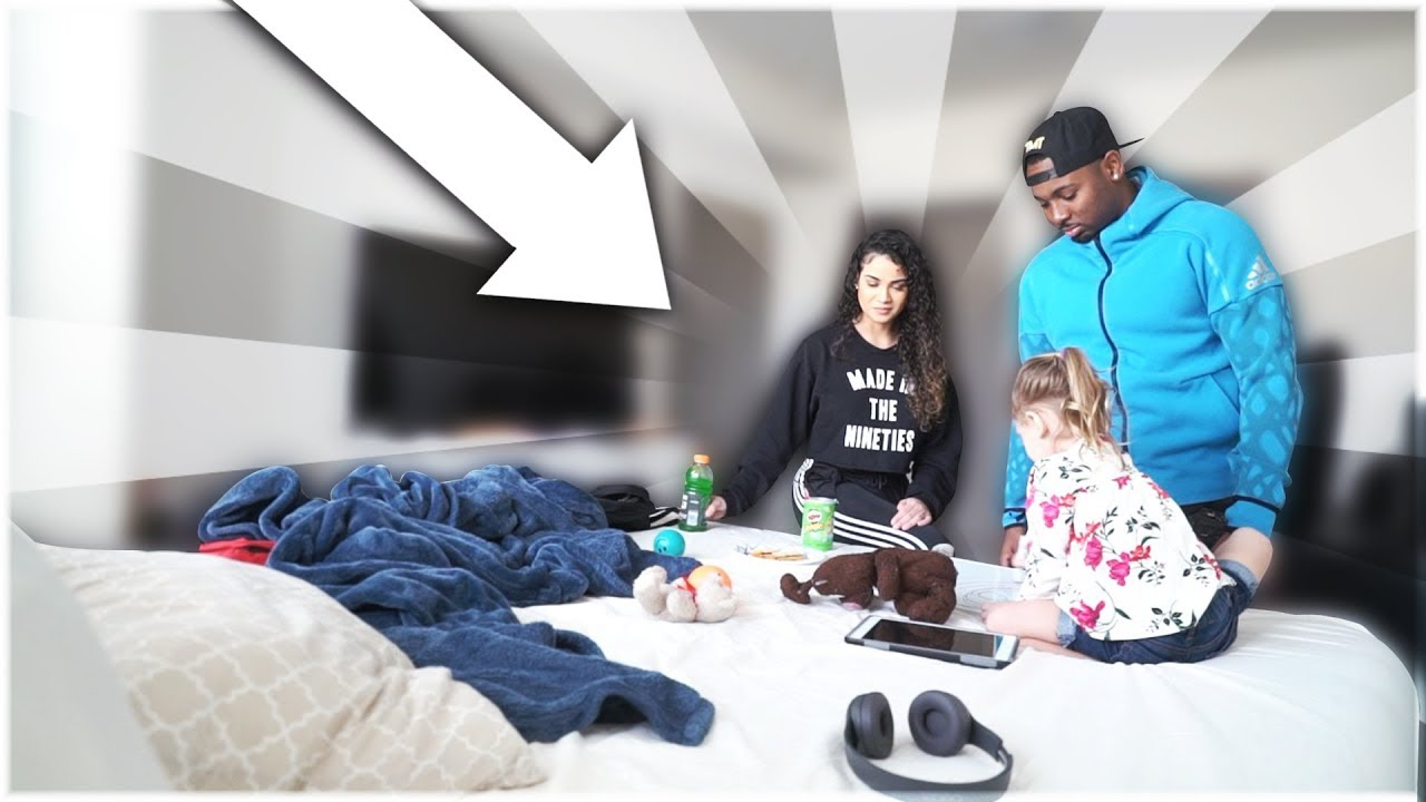 I ADOPTED A BABY GIRL PRANK ON GIRLFRIEND!!!