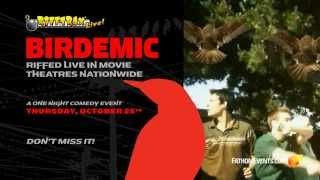 RiffTrax Live: BIRDEMIC announcement trailer