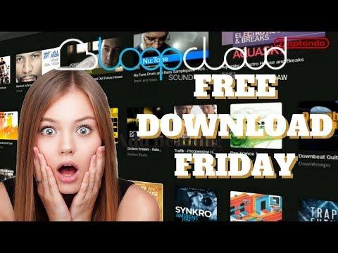 FREE DOWNLOAD FRIDAY | LOOPCLOUD 2.0 | FREE SAMPLES WEEKLY