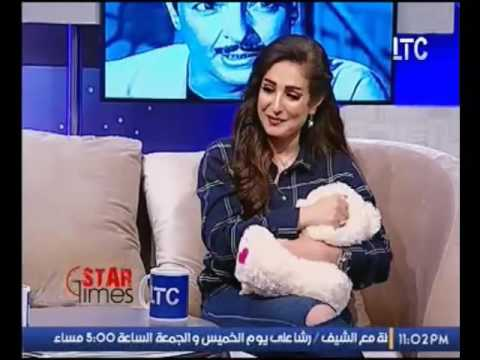 فيديو ..لمي نجلة الفنانه امل رزق تفسخ خطوبتها من الفنان محمد الشرنوبي عالهواء thumbnail