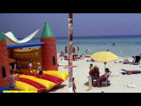 1980s Sa Coma Holidays In Mallorca