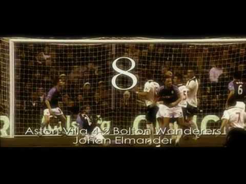 Bolton Wanderers Top 10 Goals -08/09-