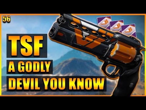 The Search For #56 | A Godly Devil You Know! |...