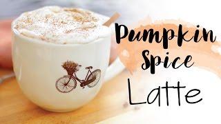 Pumpkin Spice Latte (Creamy, Healthy, Vegan, Low Calorie) | CHEAP CLEAN EATS