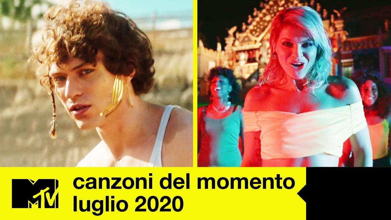 MTV Classifica Canzoni Del Momento Luglio 2020