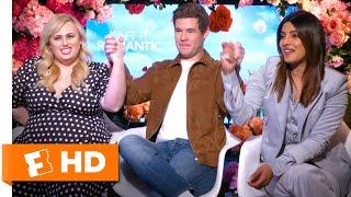 Rebel Wilson, Adam Devine & Priyanka Chopra Talk Valentine's Day   Isn't It Romantic Interview
