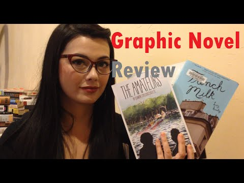 Graphic Novel Review 1