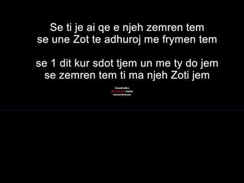 Ardit - ZOTI IM (Lyric Video)  2016