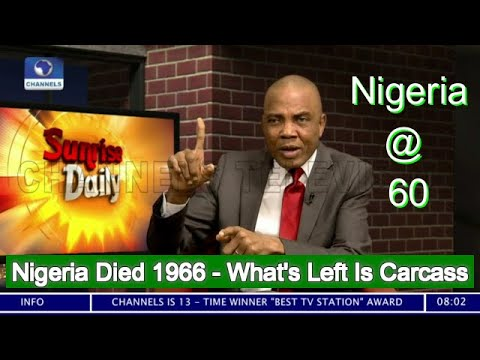 Federal Republic Of Nigeria Died 6 Years After Independence