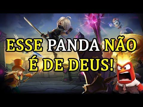 Guerra entre 3 Grupos ou contra 1 Panda?