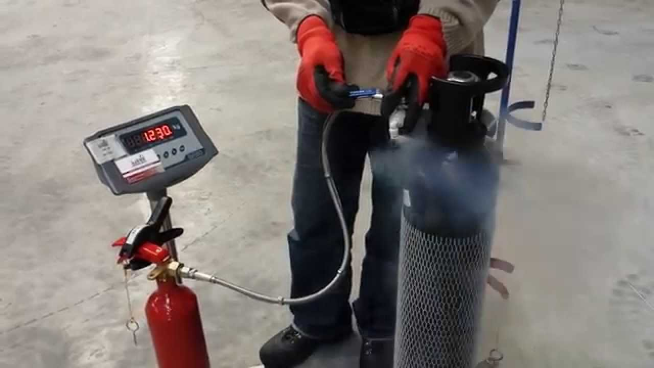 how to make a paintball co2 fill station