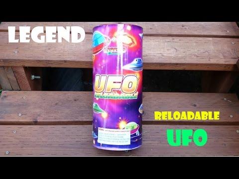 Legend Reloadable UFO