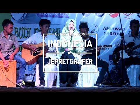 Ampat Si Ampat Lima, Banjarese Folksong - Mikayla, Acoustic Music Festival 2017