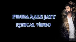 Parmish Verma | Pinda Aale Jatt (Lyrical Video) | Desi Crew | Dil Diyan Gallan |