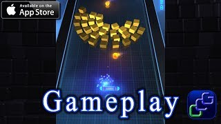 Micro Breaker iOS Gameplay