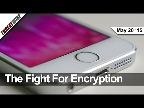 Mobile Encryption, Safari Browser's Flaw, Laplace's Demon, and Hackers on a Plane!  Threat Wire