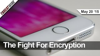 Mobile Encryption, Safari Browser's Flaw, Laplace's Demon, and Hackers on a Plane! - Threat Wire