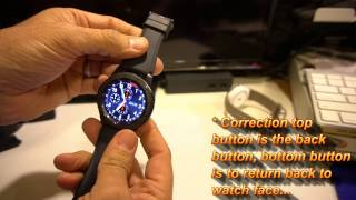 Samsung Gear S3 Frontier 4G LTE Before You Buy Review